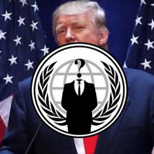 Anonymous hace publicos los telefonos de la Casa Blanca