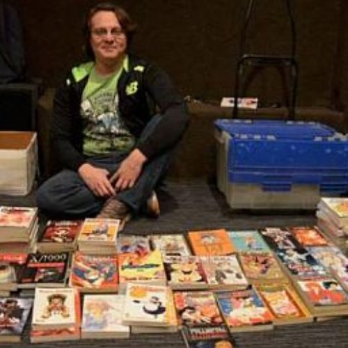 Ciclo de lectura manga se realiza en Cecut desde hace una década