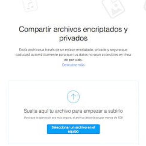 Nuevo servicio de Mozilla nos permite enviar archivos de hasta 1 GB de forma segura