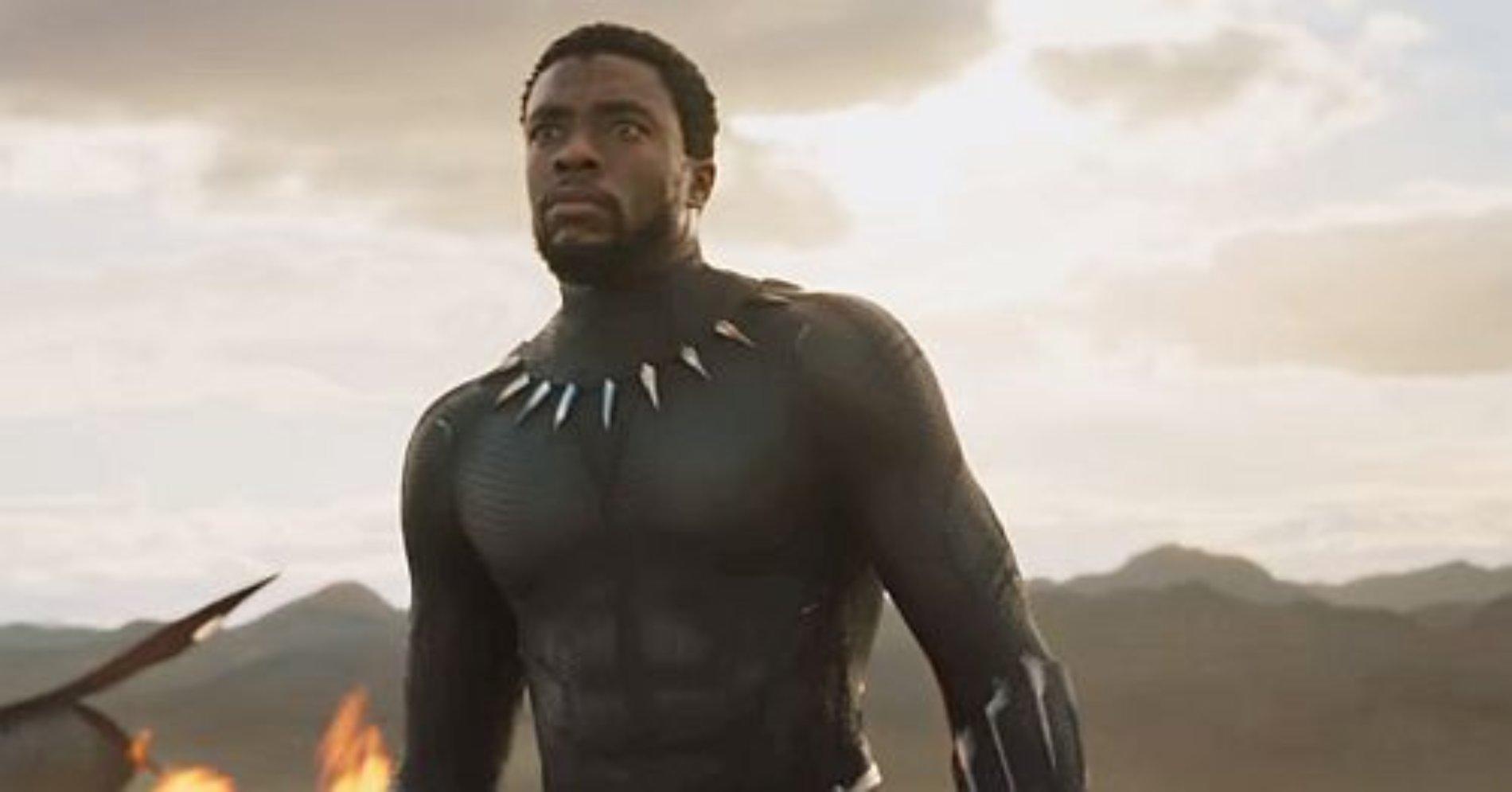 Marvel muestra pura acción y Hip Hop en el nuevo tráiler de Black Panther