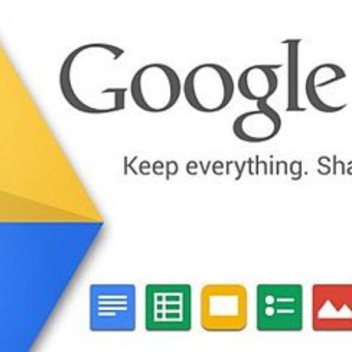 Google Drive y los cambios que están por venir