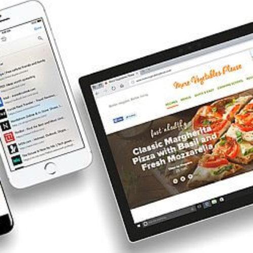 Ya puedes probar el navegador Microsoft Edge en Android o iOS