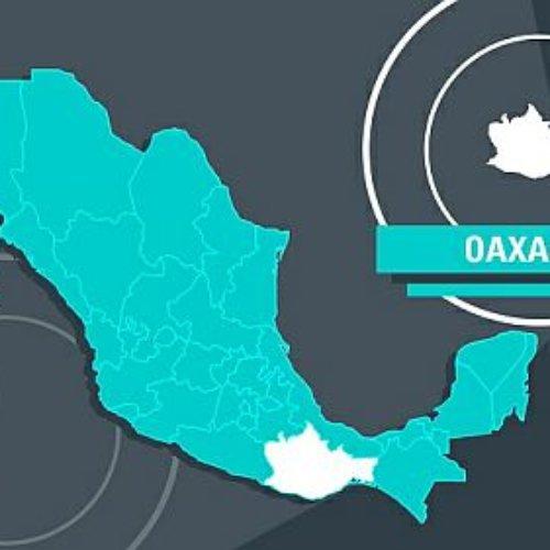 41% de los sismos en México se originan en Oaxaca