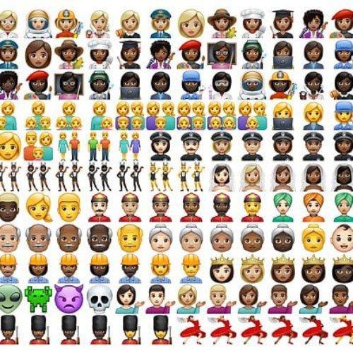 Estrena WhatsApp emojis propios, con cierto parecido a los de Apple