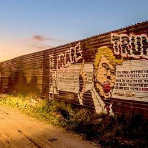 Una compañía compra terreno para frustrar construcción del muro de Donald Trump