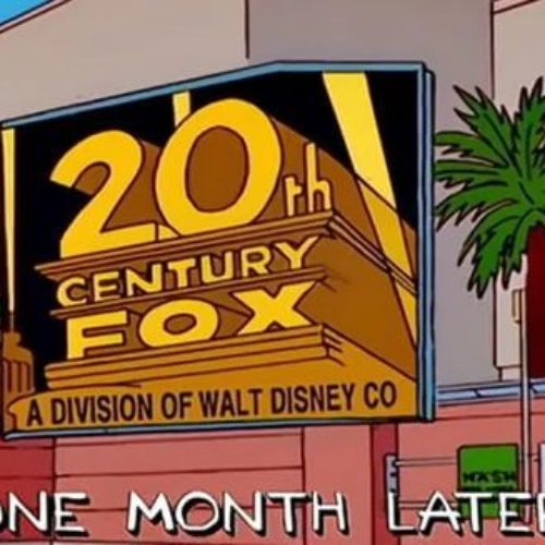 Los Simpson obviamente predijeron que Disney compraría la Fox