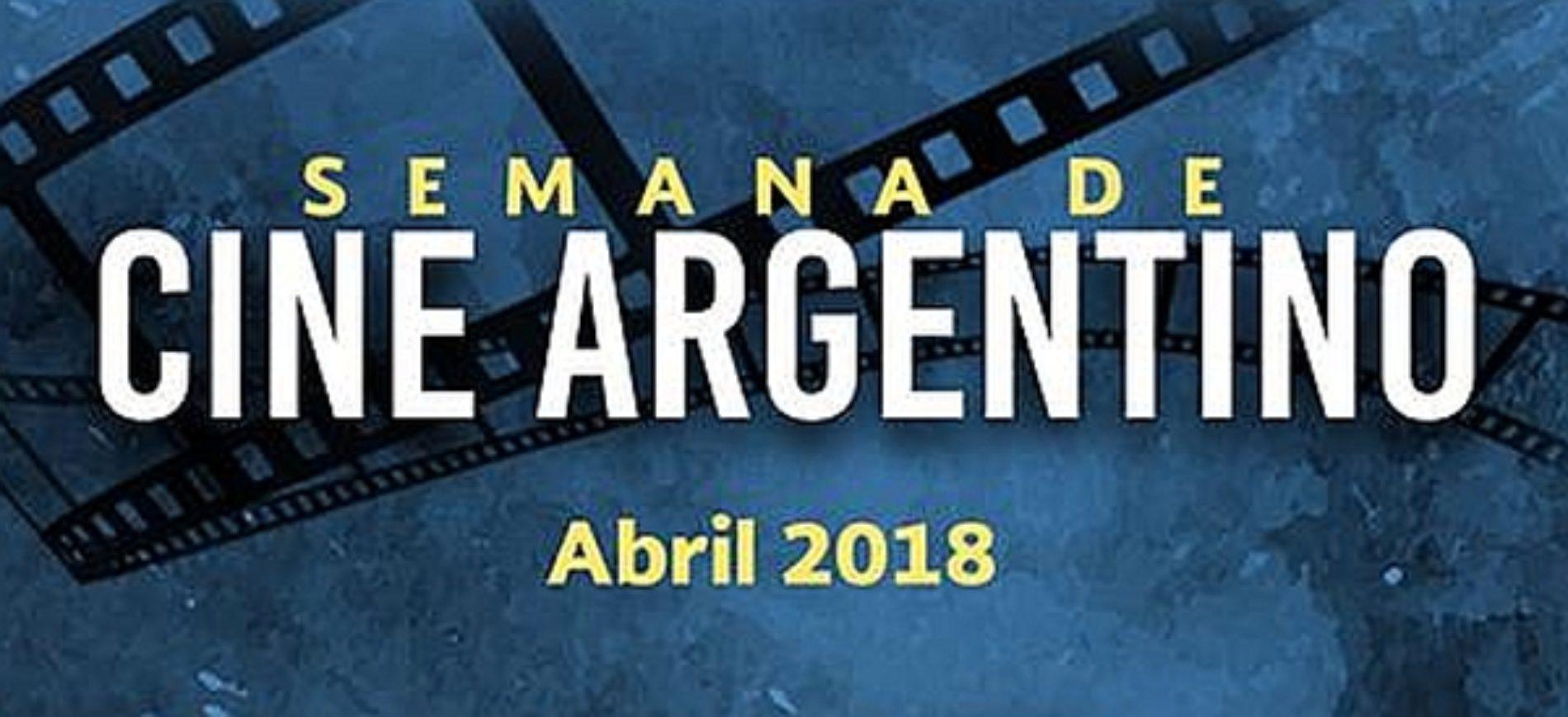 Semana de Cine Argentino en la Sala Carlos Monsiváis