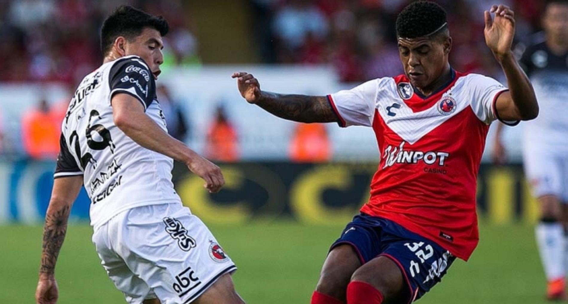 Marcador Final Veracruz 1-0 Club Tijuana