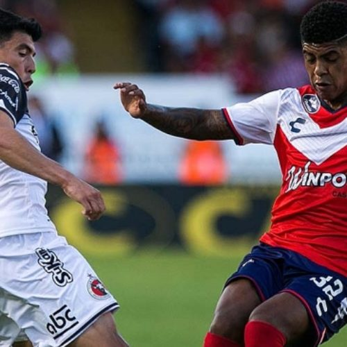 Marcador Final Veracruz 1-0 Club Tijuana