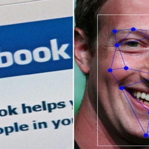 Reconocimiento facial de Facebook implementado en Europa