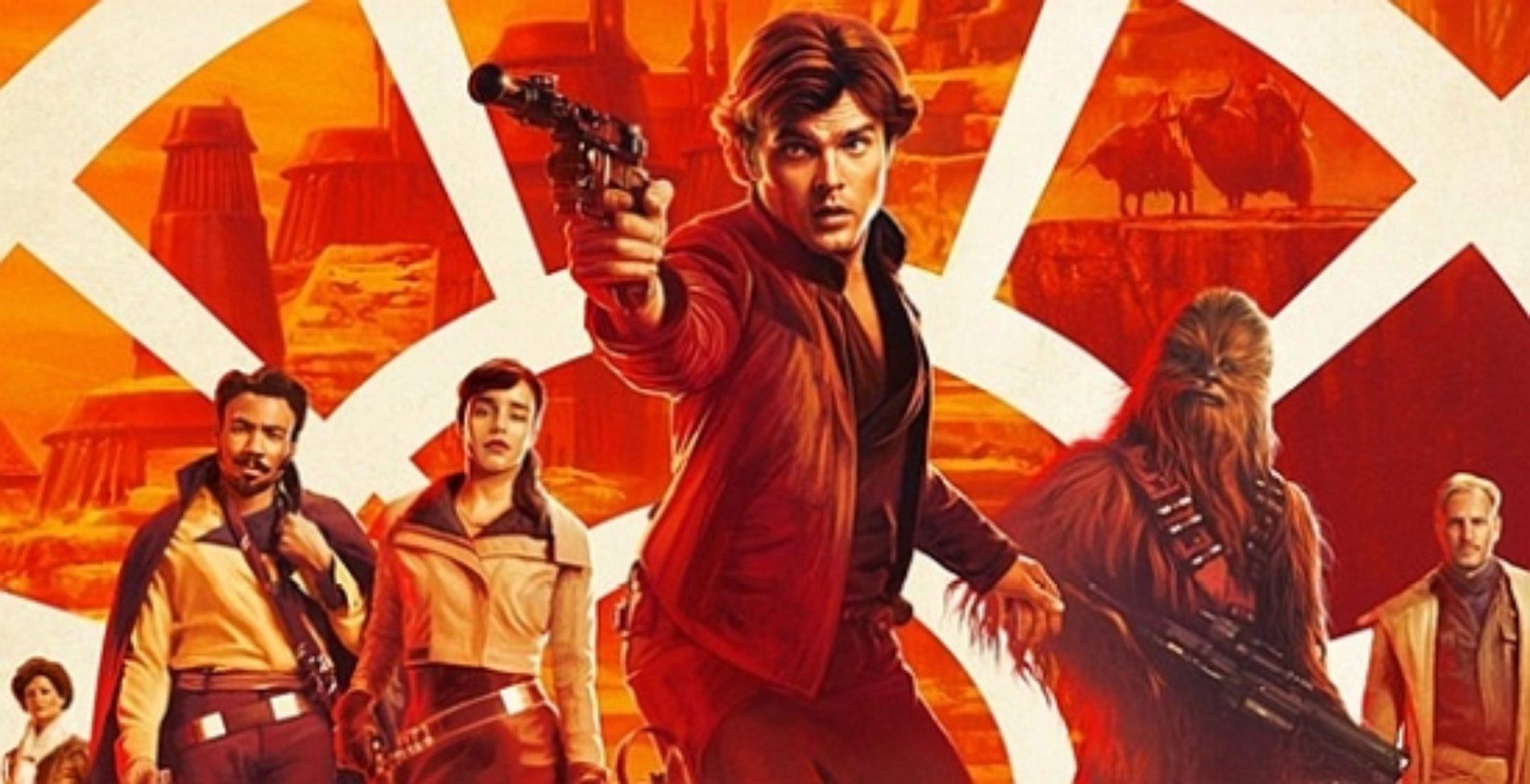 Nuevo Tráiler de 'Han Solo', me gusta cómo suena 'Sinvergüenza'