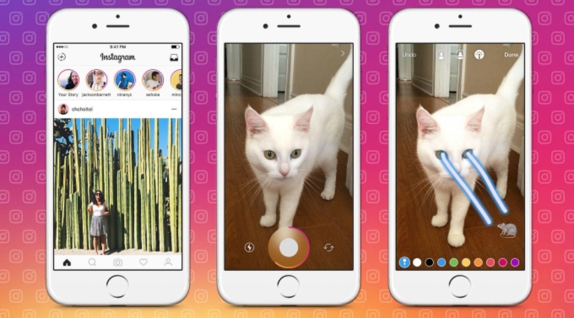 Ahora podras compartir varias fotografías y vídeos a la vez en Instagram Stories
