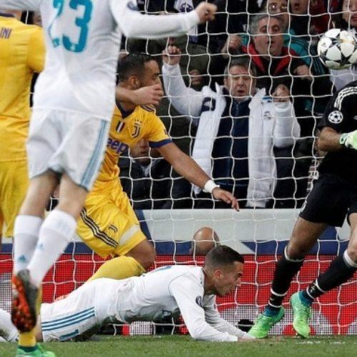 La jugada de penal que puso al Real Madrid en semis y eliminó a la Juventus