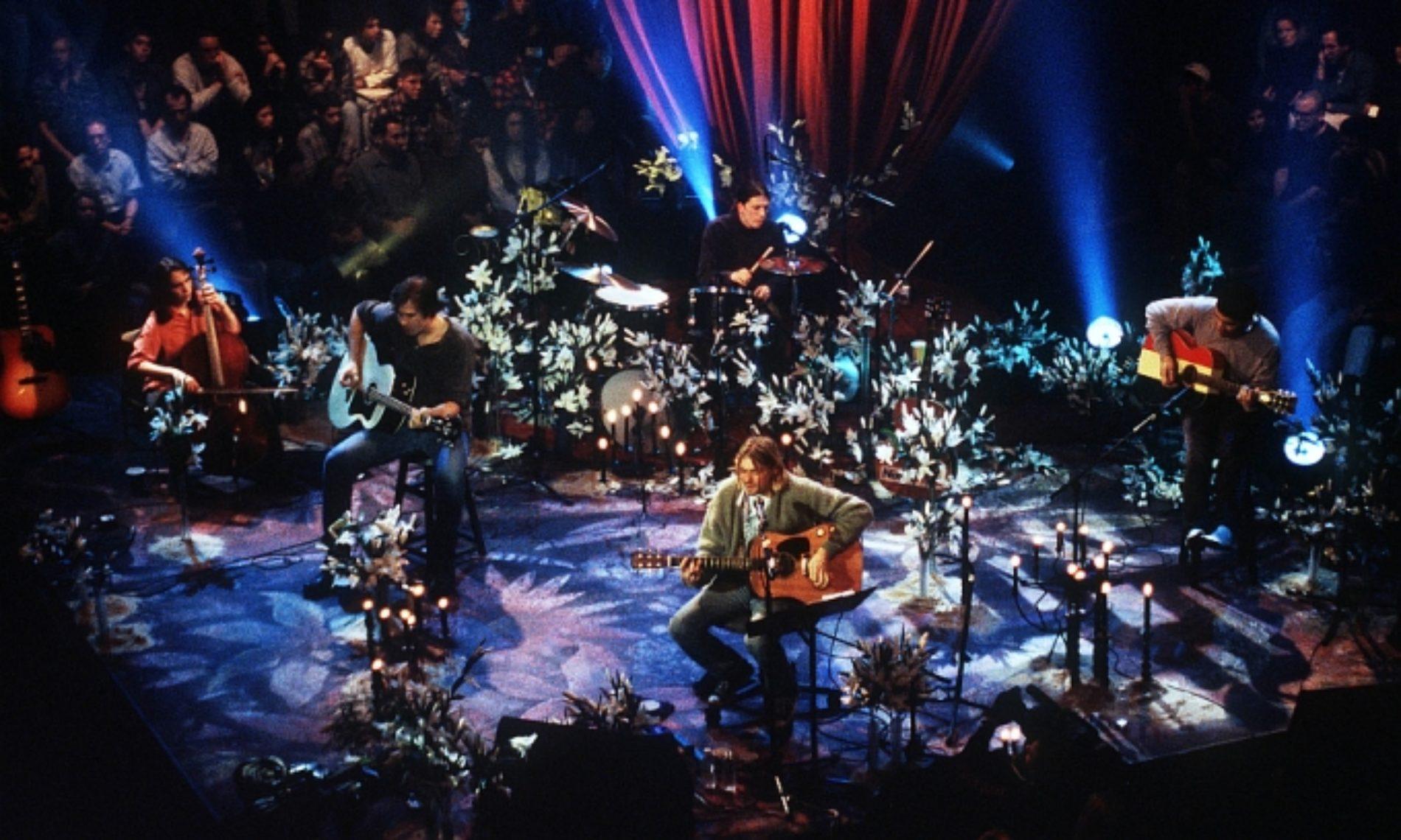 Se proyectaran Unplugged de Café Tacvba, Pearl Jam y mas en Tijuana