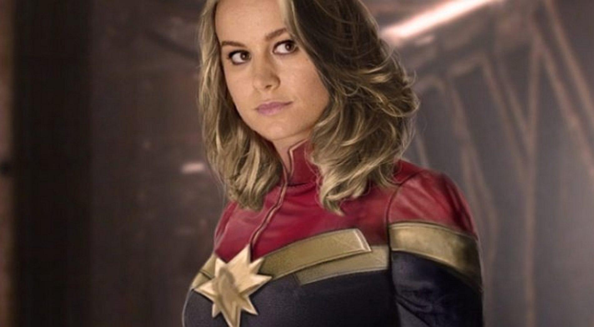 Aquí como Captain Marvel podría resolver la secuela de 'Avengers: Infinity War'