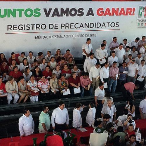 Diputados del PRI podrian incluso perder sus oficinas en el congreso