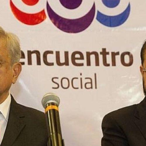 El PES traicionó a AMLO en menos de un mes y le pide al TEPJF anular elección