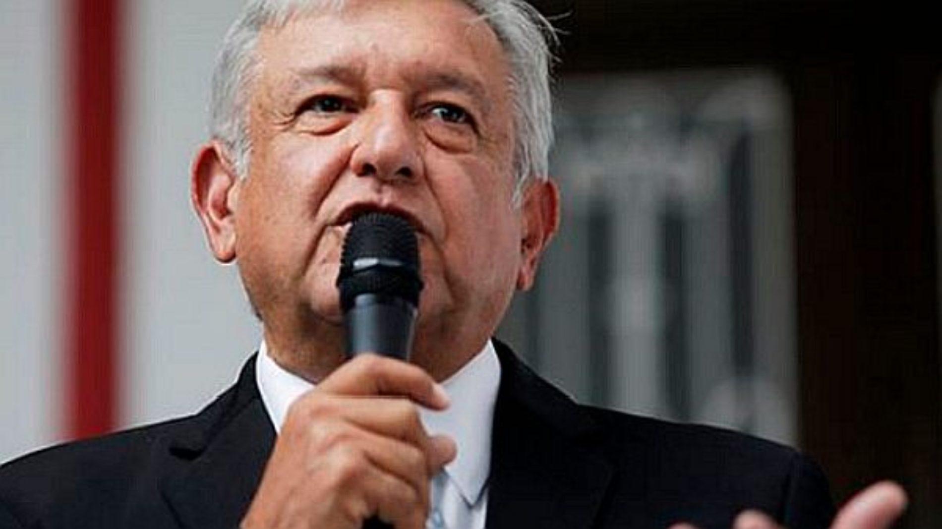 Nadie amenazará a México con un muro dice AMLO, el país se va a convertir en potencia