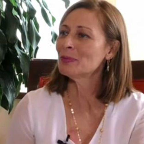 Tatiana Clouthier calla a todos y declara que a Elba Esther la libero el gobierno actual