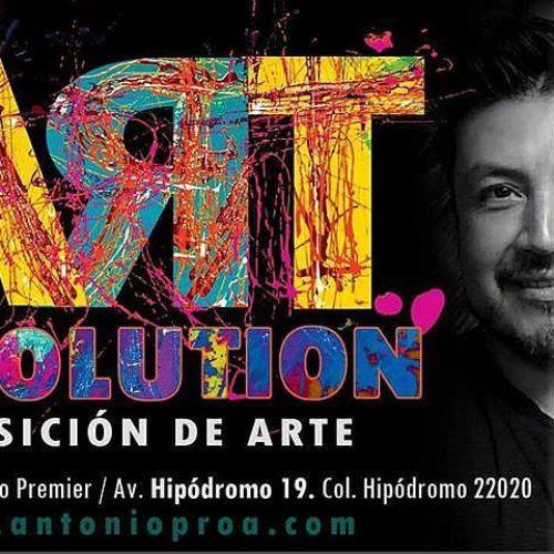 Exposición de la obra Pictórica de Antonio Proa