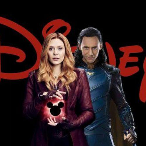 Loki y la Bruja Escarlata tendrán sus propias series original Disney para su sitio streaming