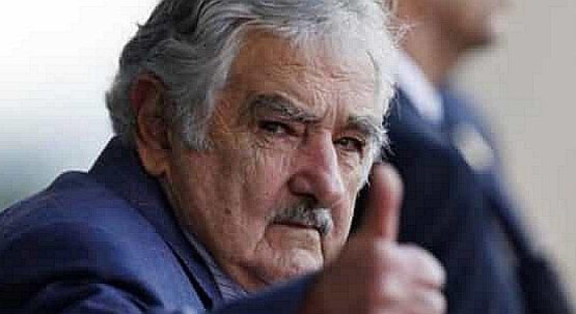 Pepe Mujica nos pide paciencia para el gobierno de AMLO