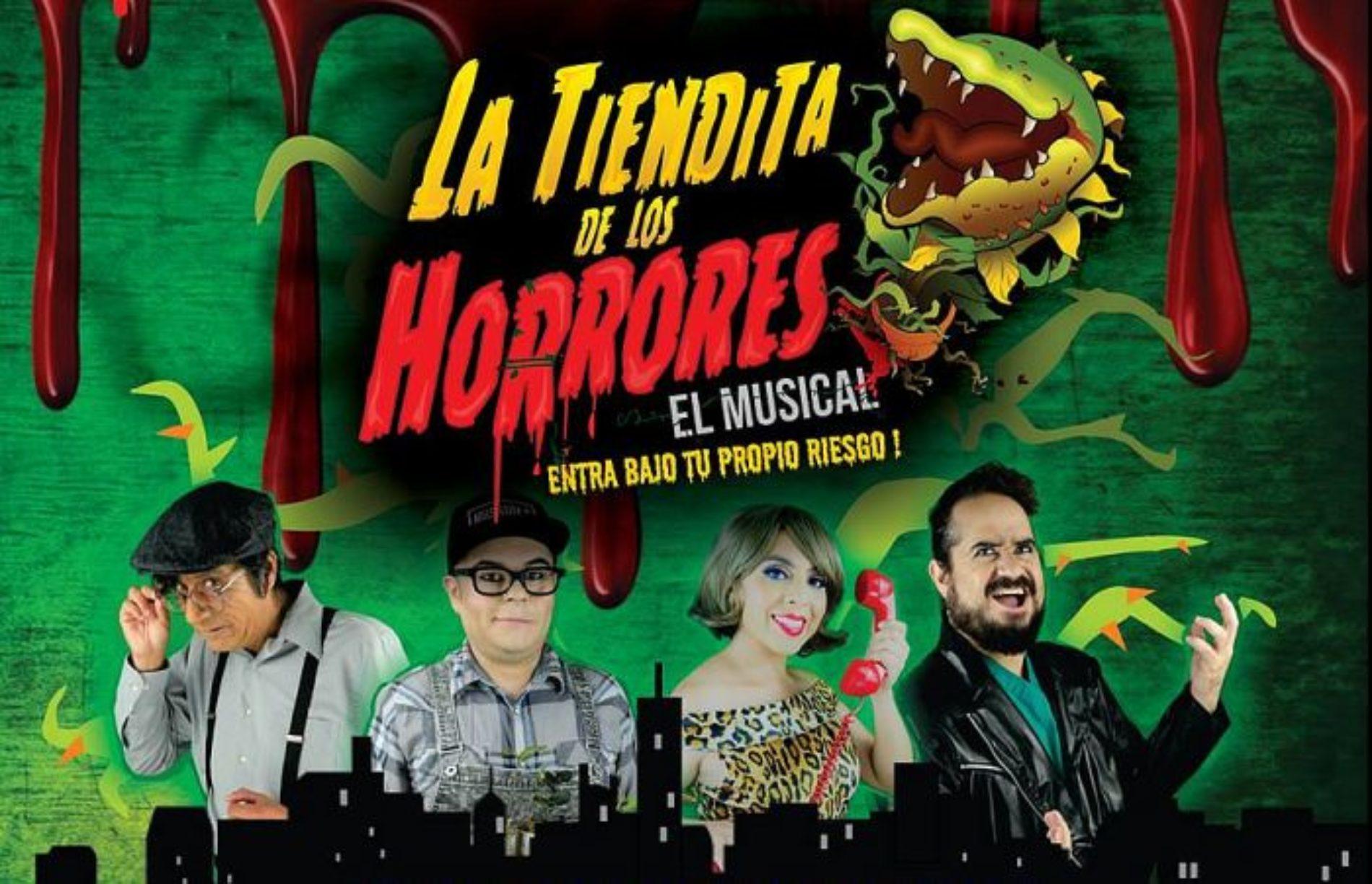 """Pop producciones presenta """"La Tiendita de los Horrores"""""""