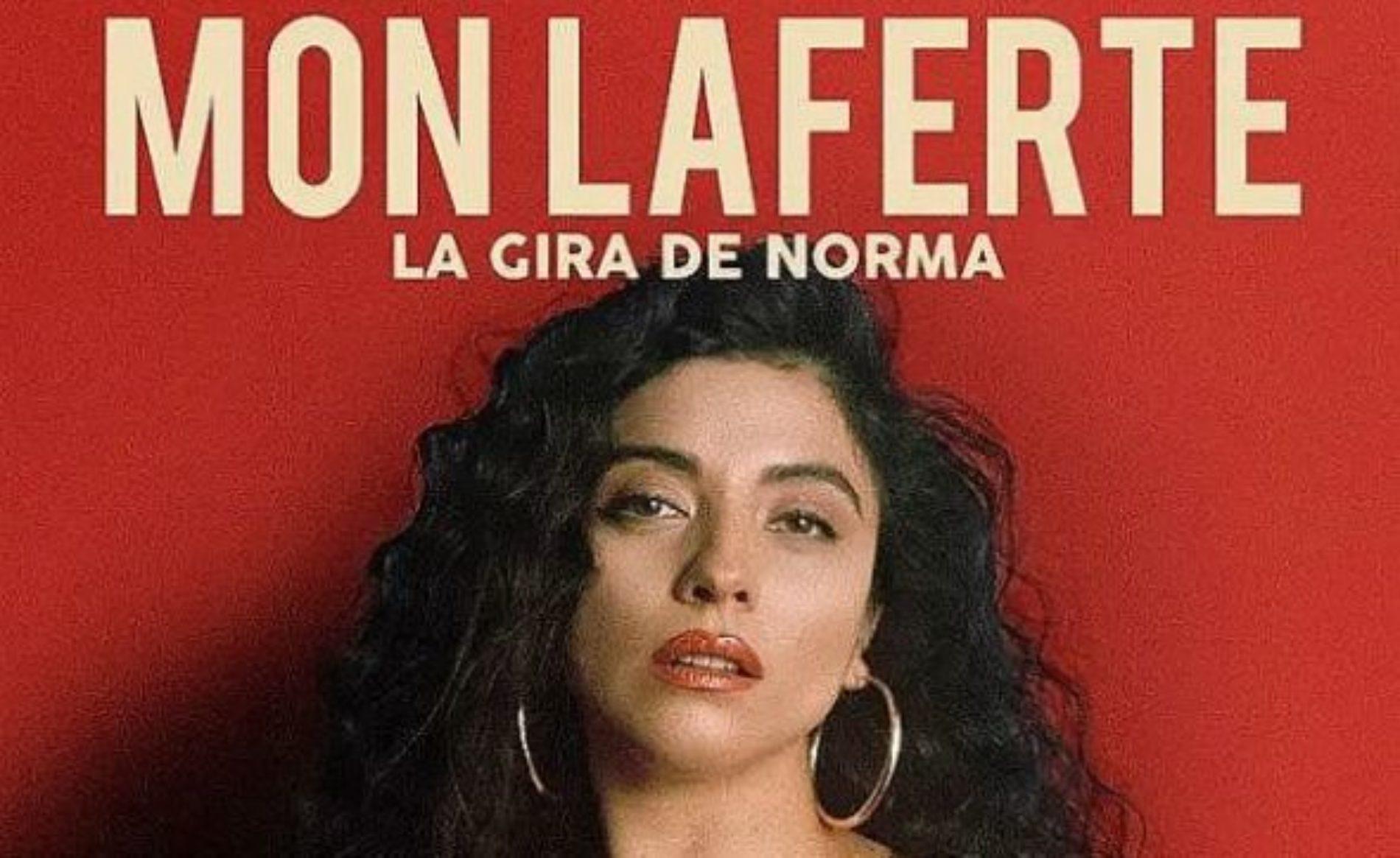 Mon Laferte la Gira de Norma Tijuana 2019
