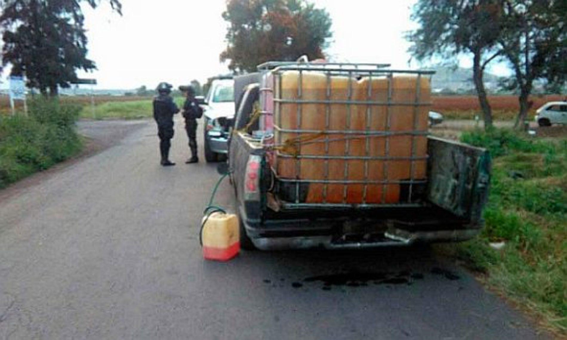 Huachicoleros robaban más gasolina de la que se consumía en CDMX