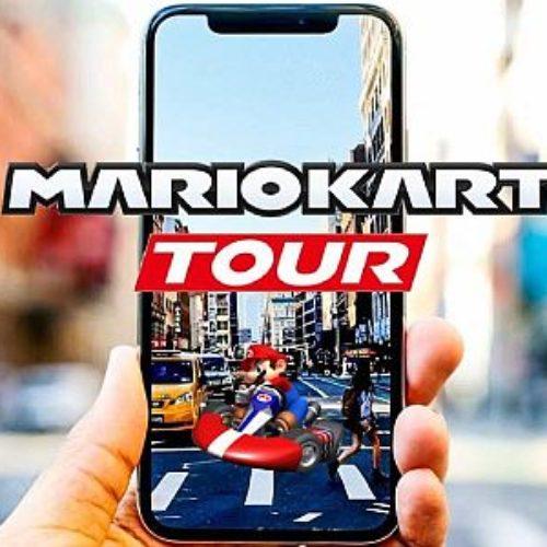 Se estrenará Mario Kart Tour para smartphones en marzo del 2019