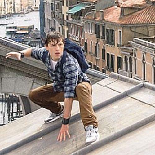 Primer Tráiler y cartel de 'Spider-Man: Lejos de casa'