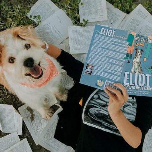 """Presentarán """"Eliot un perro de la calle"""" la historia que debes de conocer"""