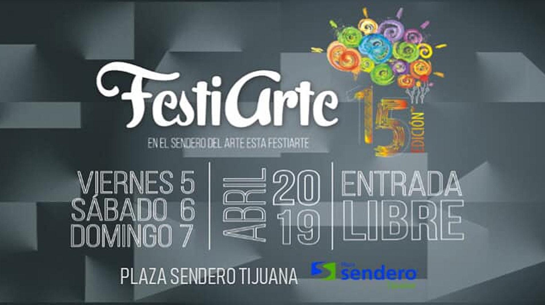 Festival FestiArte Tijuana 2019