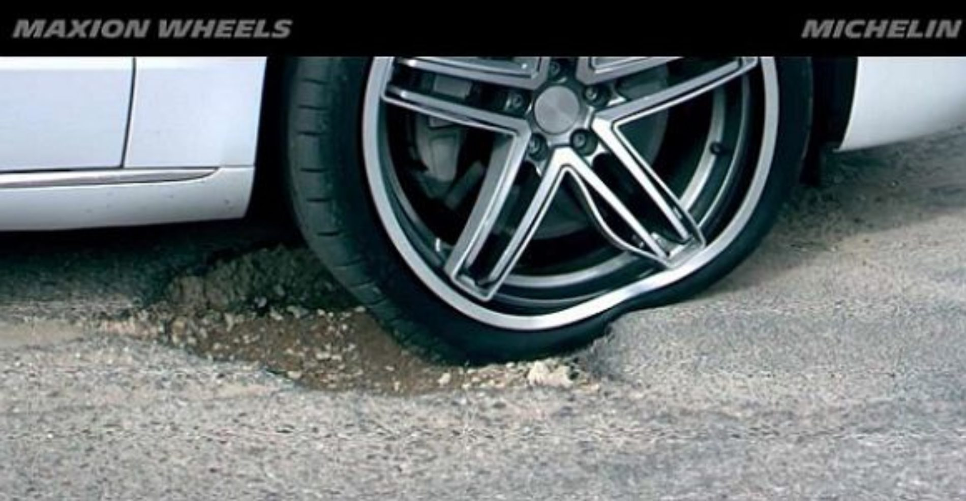 Michelin desarrolla rines flexibles anti baches