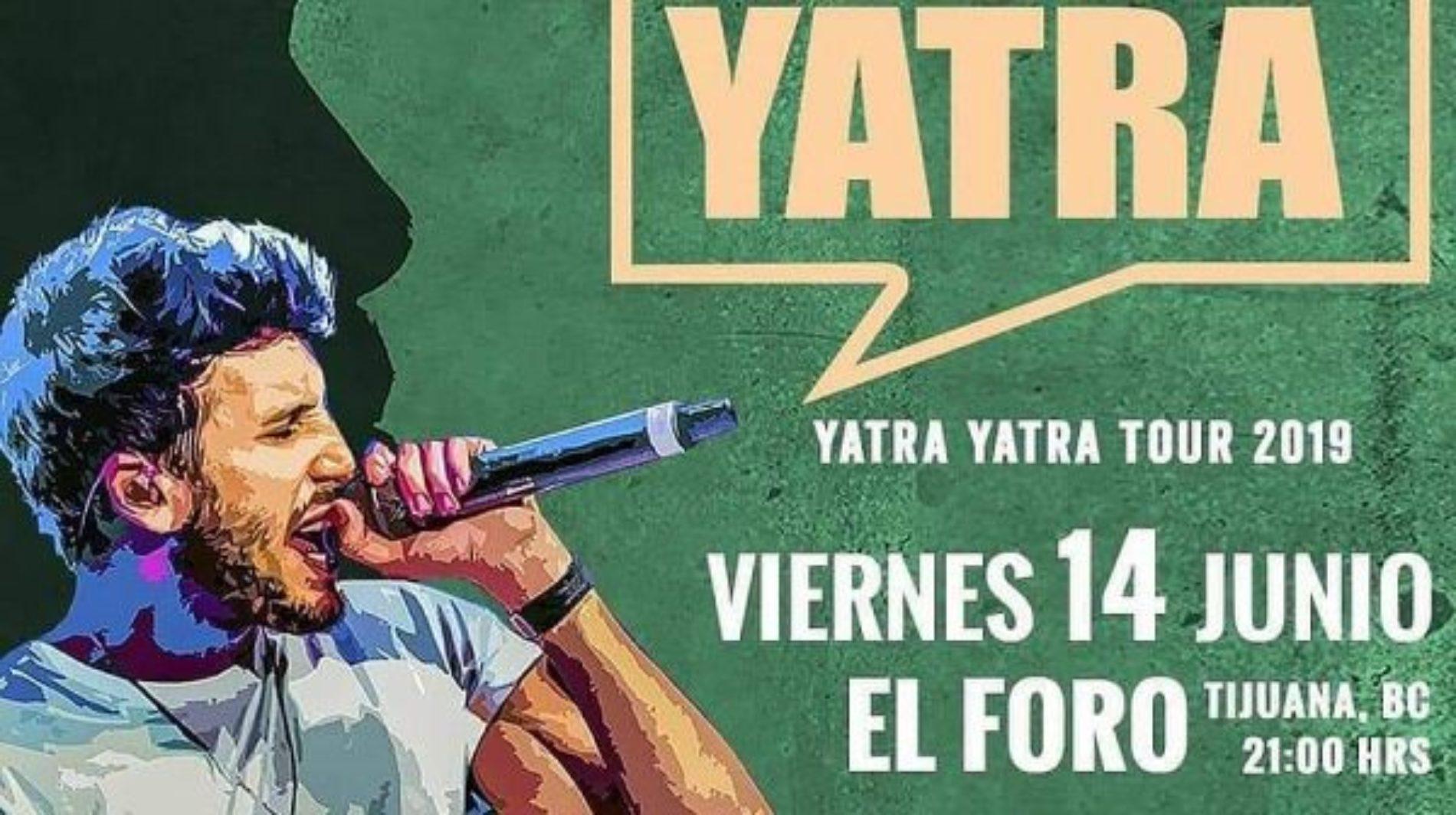 Sebastian Yatra en el Foro Tijuana 2019